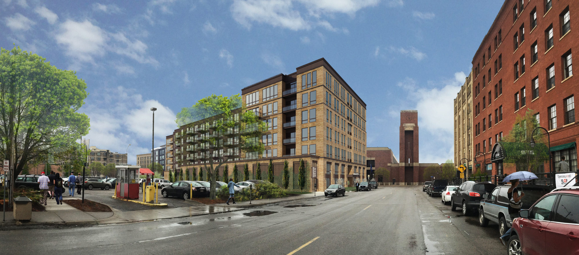 721 1st Street North Apartments Momentum Design Group